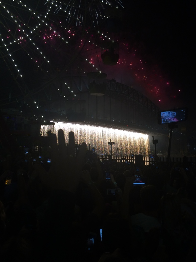 New Year's Eve at Luna Park